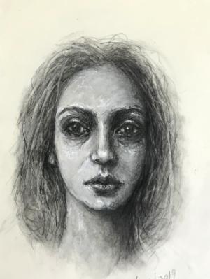 Sketchbook drawing #10
