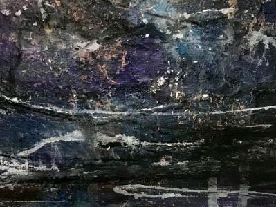 Mini Abstract #35 (Nocturnal Series 29-38)