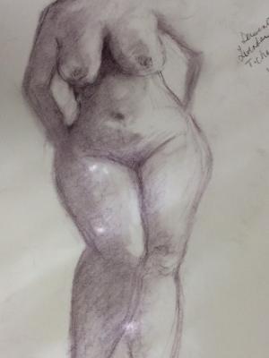 Life drawing (6)