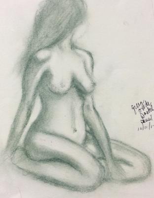 Life drawing (2)