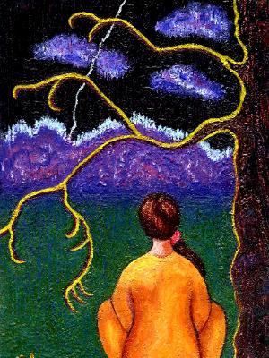 Healing Under Night Sky