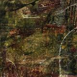 Mini Abstract #24 (Olive Series 19-28)