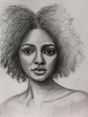 Sketchbook drawing #2
