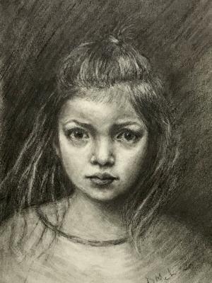 Sketchbook drawing #22: What Lies Ahead