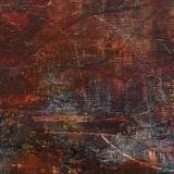 Mini Abstracts Orange Series
