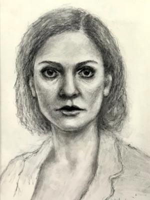 Sketchbook drawing #17