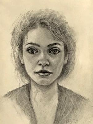 Sketchbook drawing #18