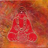 Crimson Buddha