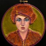Tondo Miniature Companion Portraits
