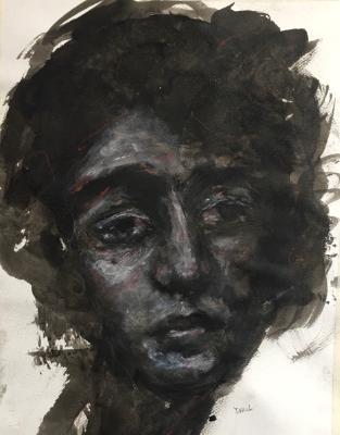Portrait 8: Loss