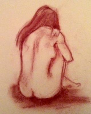 Life Drawing (7)