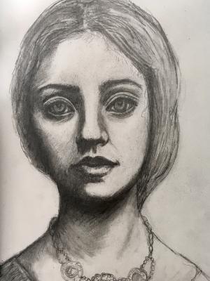 Sketchbook drawing #3